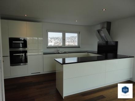 Traumhaftes, exklusives Penthouse mit TOPP Ausstattung und in bester Wohnlage!