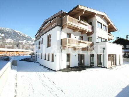W-02E4U5 Neubauwohnungen mit Blick auf die Alpen