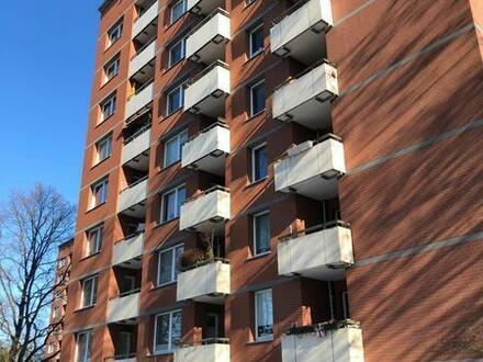 helle, frisch renovierte 2 Zi-Wohnung