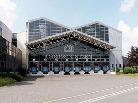 PROVISIONSFREI + + Modernes und repräsentatives Logistikzentrum