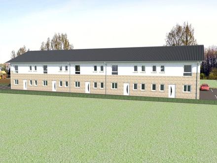 Neubau eines Reihenhauses mit 5 Wohneinheiten in Weyhe - Kirchweyhe