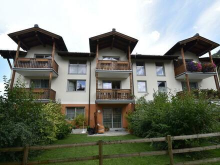 Geförderte 2-Zimmer-Familienwohnung mit Balkon und Carport!