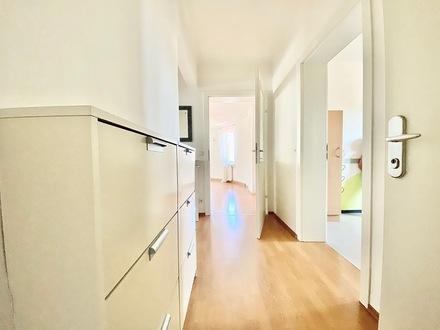Klagenfurt - Viktring: 3-Zi-Wohnung im 1.OG über Gastronomiebetrieb!