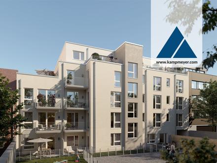 Neubau-Eigentumswohnungen in Köln-Niehl