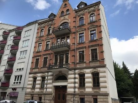 Preiswerte 1 Zimmerwohnung mit EBK auf dem Kaßberg zur Miete