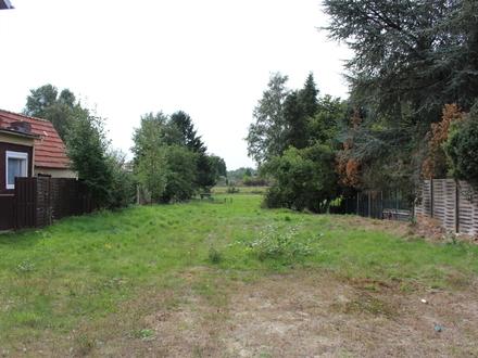 Exklusives Grundstück mit Blick auf die Ems voll erschlossen ohne Bauzwang !