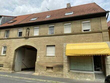 Laden mit großen Arbeitsräumen in 97241 Bergtheim zwischen Schweinfurt und Würzburg - 14 Min. (ID 1477)