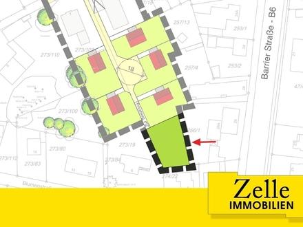 Barrien - Grüne Straße: Ruhig gelegener Bauplatz - provisionsfrei!