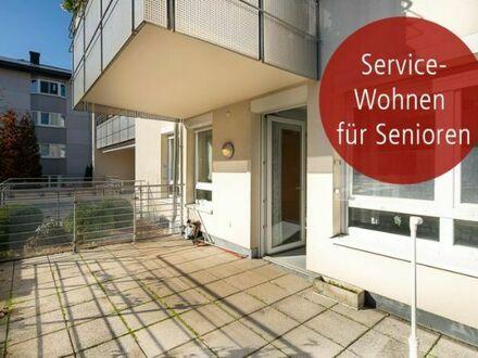 Mietwohnung im Alten-/Pflegeheim