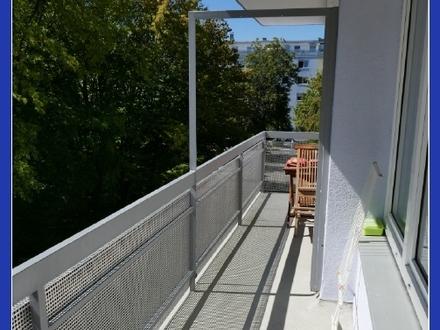 ***Zentrumsnahe, top-gepflegte 2-Zimmer-Wohnung mit Balkon und TG-Stellplatz***