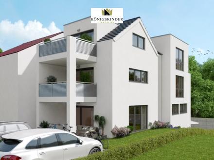 Starten Sie mit dem Bau: Schönes Grundstück mit Projektierung + Baugenehmigung in toller Lage
