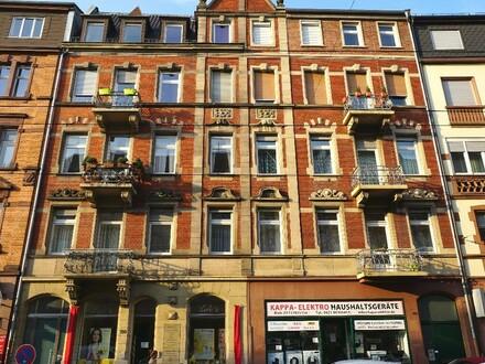 Attraktive Büro-/Ladenfläche mit Schaufensterfront in der Schwetzingerstadt