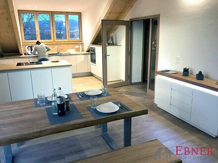 3-Zimmer-Dachgeschoss-Wohnung in Deggendorf-Fischerdorf zur Miete