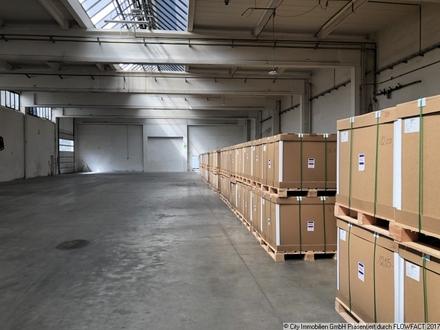 Vermietung der Produktionsfläche/Lagerhalle mit guter Anbindung!