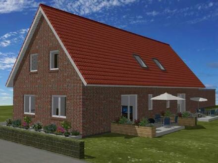Hier stimmt das Preis-Leistungsverhältnis - Massive Garage inklusive! Neubau-Doppelhaushälfte in beliebter und sehr zentraler…