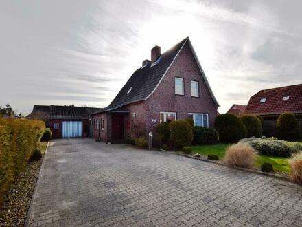 Einfamilienhaus auf einem Erbpachtgrundstück in ruhiger Lage von Dornum - OT Westeraccumersiel