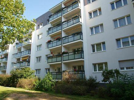 In der Herrichtung! 3-Zimmerwohnung mit Balkon