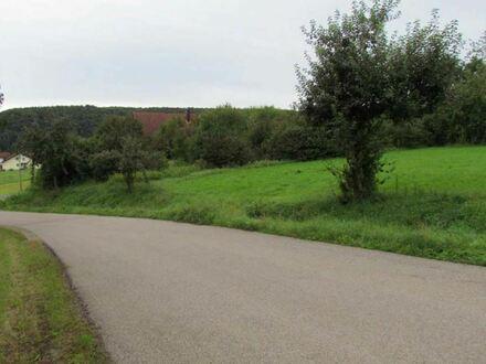 Bauplatz im Altmühltal Gemeinde Walting Top Lage Wohnen wo andere Urlaub machen