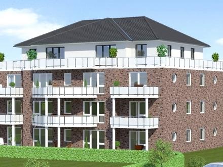 Neubau-Komfort-Eigentumswohnung in unmittelbarer Nähe zur Fußgängerzone in Westerstede