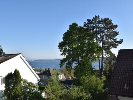 Außergewöhnliches Doppelhaus in Überlingen mit bester Aussichtslage auf den See