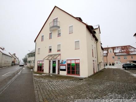 sehr helle Gewerberäume (Laden/Büro) im Herzen von Weißenhorn
