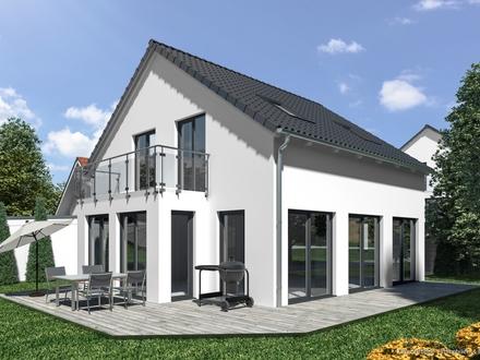 Sofort beginnen !!! Baugenehmigung ist da! Alle Kosten inklusive!!! Ruhiger großer Süd - Westgarten!