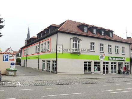 309 m² Gewerbefläche - auch teilbar - in bester Citylage des Bürgerhofes von Schwabach