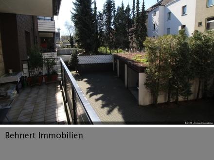 Großzügige gut geschnittene EG Wohnung mit Balkon in zentraler Lage in Herne