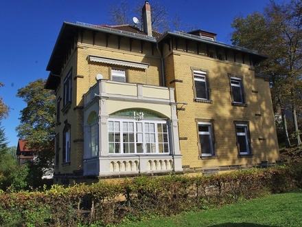 Traumhafte 4-Zimmer Altbauwohnung mit Wintergarten in exponierter Wohnlage - Innenstadt