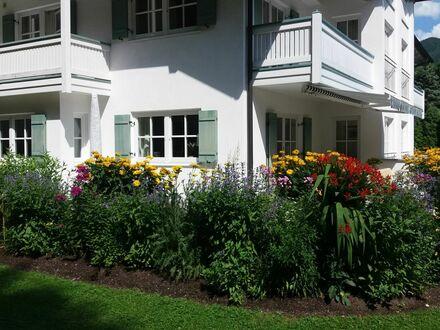 Aussenansicht mit Garten