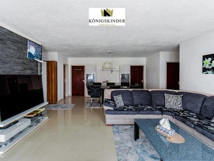 Attraktive 5-Zimmer-Wohnung mit hochwertiger Ausstattung- sofort beziehbar!