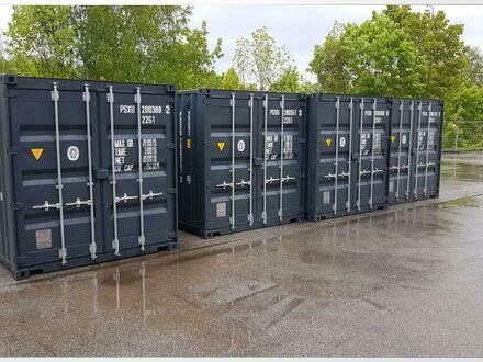 Garage / Lagercontainer / Abstellraum ++Meindl-Gelände Dorfen++