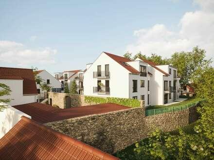 """""""An der Kirchenpforte"""" Liebevolle Dachgeschosswohnung mit 2 Balkonen - Perfekt für Ihre Familie"""