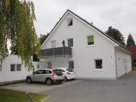 1095 - 2-Zimmer-Erdgeschosswohnung mit Garten in TOP-Lage von Edewecht