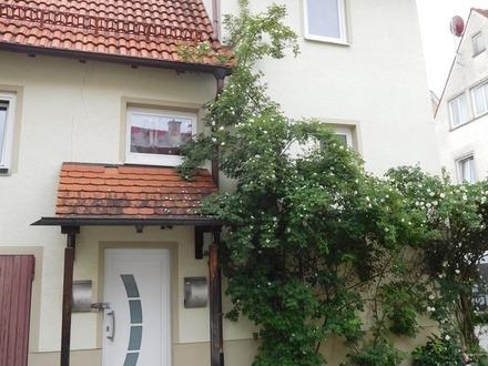 Altes Stadthaus in Trochtelfingen...Mehrfamilienhaus
