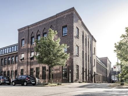 """Modern Workspaces Eppendorf im denkmalgeschützten """"Zeughaus"""""""