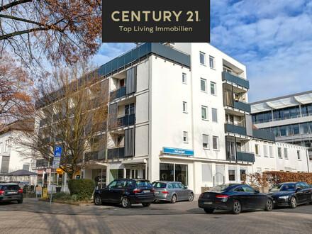 CITYJUWEL IM HERZEN VON WIESBADEN! Moderner 3-Zi-Wohntraum mit Balkon