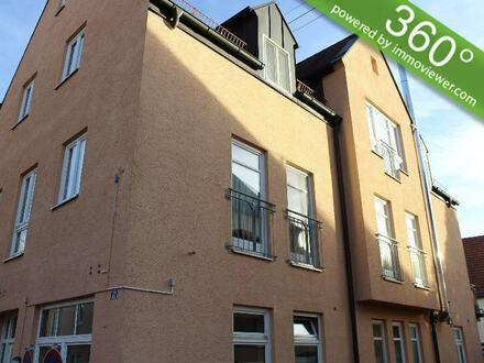 Gepflegte 3-ZKB-Wohnung im 1. OG im Herzen von Wertingen!