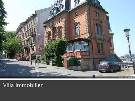 Herrschaftliche, sanierte 3 Zi.-Altbauwohnung mit Stuck, Balkon in Mainz-Altstadt, nähe Südbahnhof