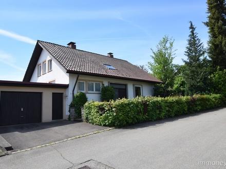 Großes Einfamilienhaus mit Einliegerwohnung in der Berger-Höhe