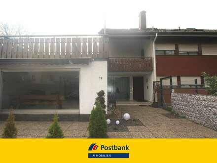 Großes 4 Familienhaus mit Gewerbemöglichkeit in guter Lage von Klingenberg