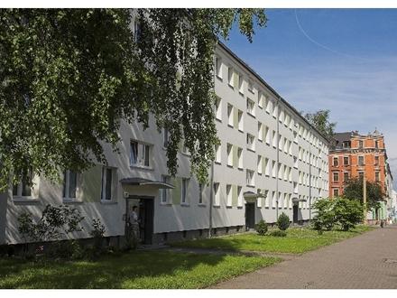 Stadtnahe Balkonwohnung mit Bodenkammer