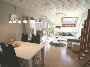 3-Zimmer-Studiowohnung mit Balkon und Stellplatz