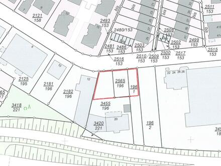 770 m² Gewerbegrundstück in Oldenburg, nahe BAB A 28