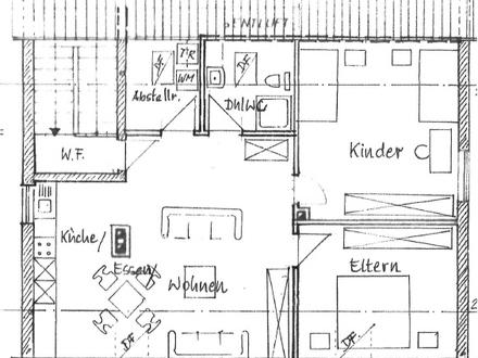 Die erste Wohnung für ein junges Paar!