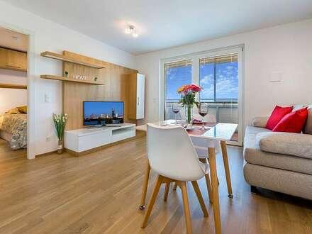 2-Zimmer Wohnung, komplett möbliert