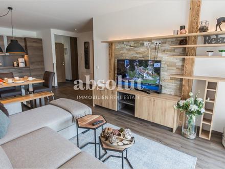 Tolle Investitionsmöglichkeit! Exklusives, neuwertiges Appartement, 2 SZ, in Zell am See/Schüttdorf!