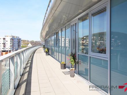 FREIRAUM4 +++ Penthouse-Wohnung mit zwei Dachterrassen
