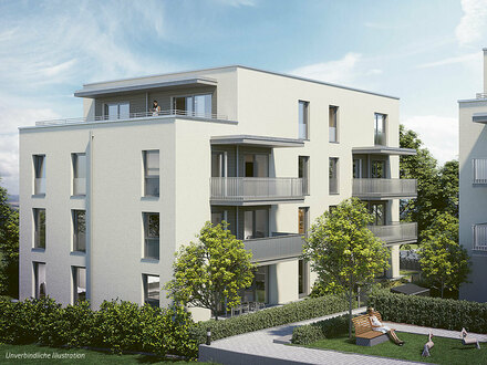 4-Zimmer-Wohnung in Neuhausen auf den Fildern »Akademiegärten, Wohnhof 3«