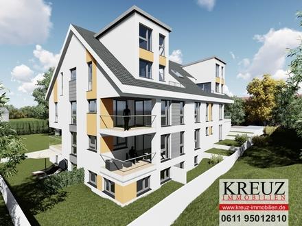 Neubauvorhaben helle moderne 2 Zimmerwohnungen, jetzt Baugbeginn